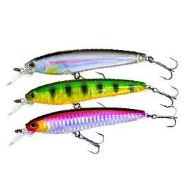 Воблер Yo-Zuri 3DS Minnow 100SP F1157-BG