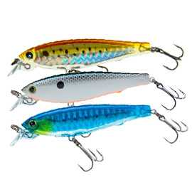 Воблер Yo-Zuri 3DS Minnow 70SP F1135-HCLL