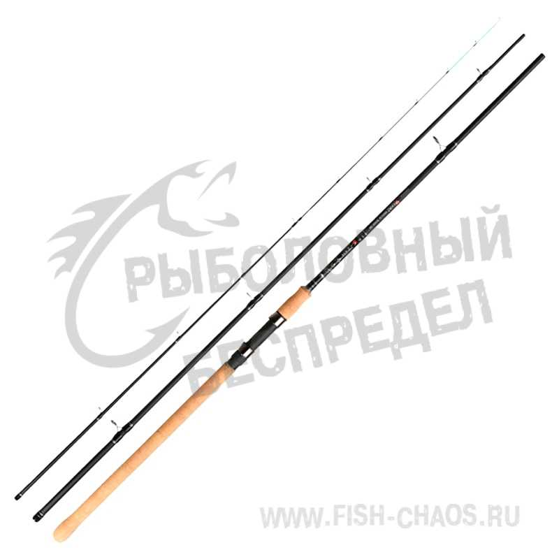 Удилище Mikado Almaz Medium Feeder 390 (до 120g)