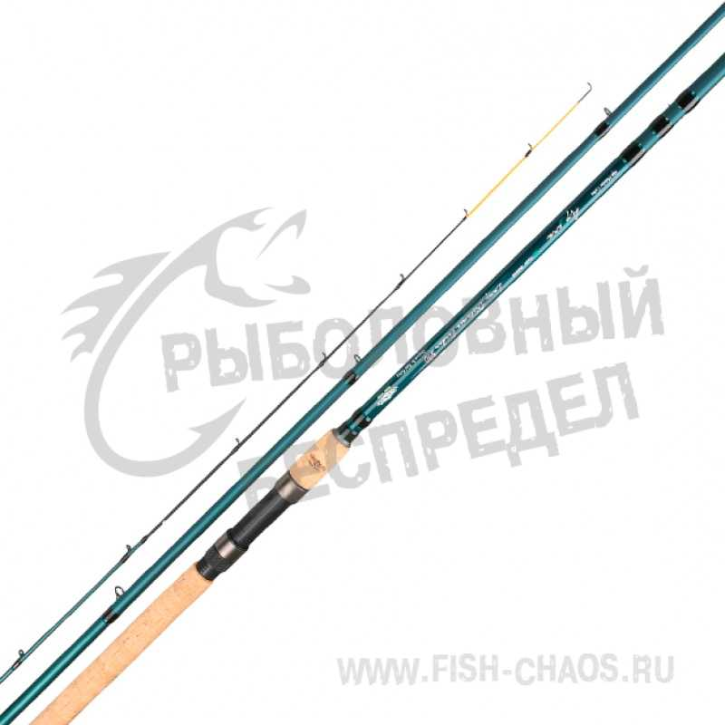 Удилище Mikado Apsara Long Distance Feeder 360 (до 120g)