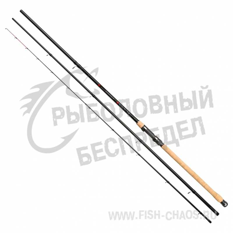 Удилище Mikado Essential Medium Feeder 390 (до 110g)
