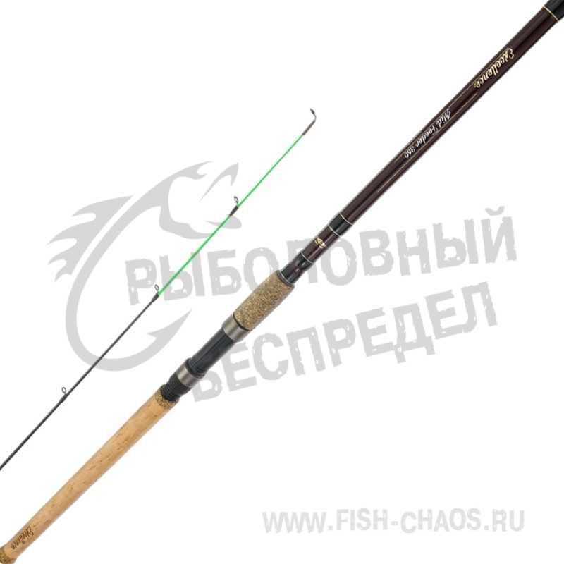 Удилище Mikado Excellence Mid Feeder 360 (до 100g)
