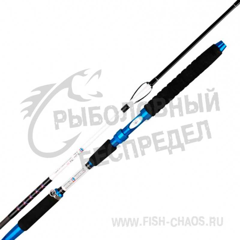 Спиннинг Mikado Norway Quest Pilk 198 (200-400g)