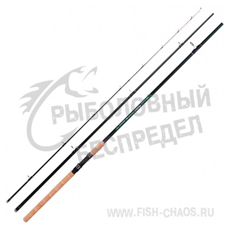 Удилище Mikado Vanadium Medium MH Feeder 3.90m (до 120g)