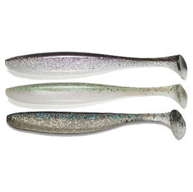 "Приманка силиконовая Keitech Easy Shiner 8"" #416 Silver Flash Minnow"