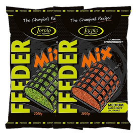 Lorpio Feeder Mix 2000g