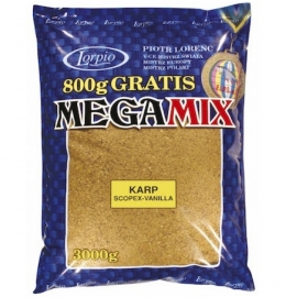 Lorpio Mega Mix 3000g